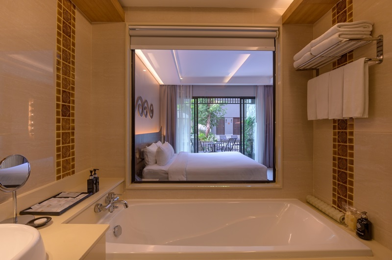 Le Bali Resort & Spa : Deluxe Pool Access Room