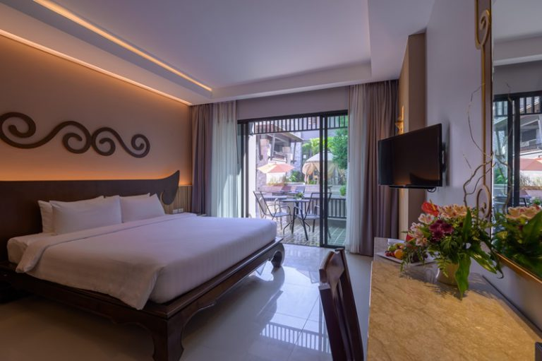 Le Bali Resort & Spa : Deluxe Pool Access Room