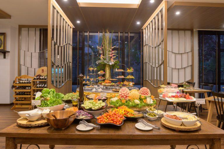 Le Bali Resort & Spa : Restaurants