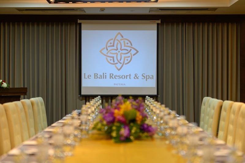 Le Bali Resort & Spa : Tangerine Room